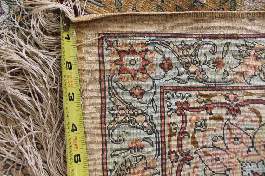 Fine Early 20th C. Signed Persian Rug - 9