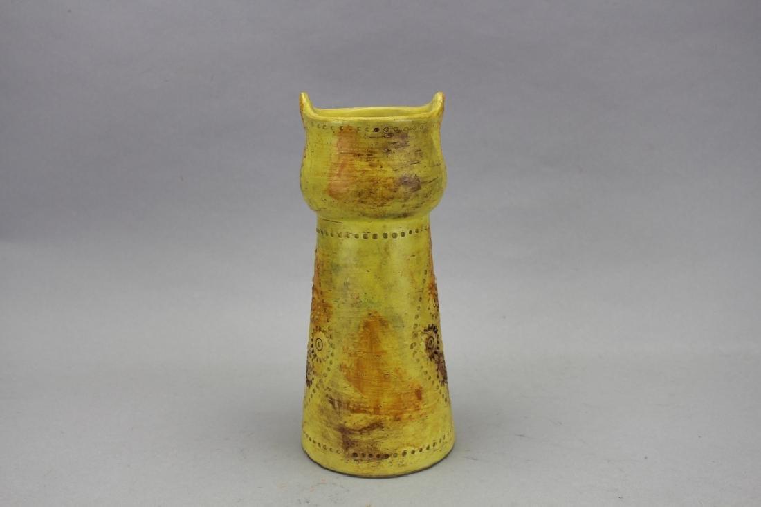 MCM Italian Bitossi Resenthal Netter Owl Vase - 4
