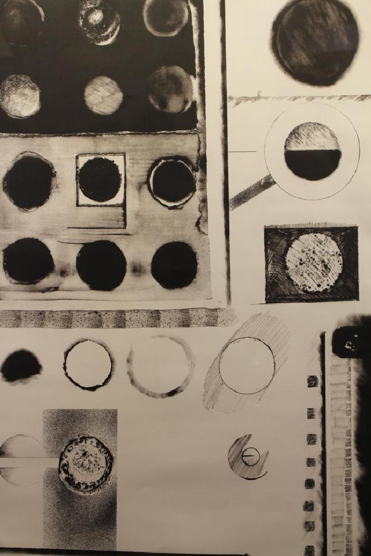 "Lori Lawrence ""Partial Eclipse"" Lithograph - 2"