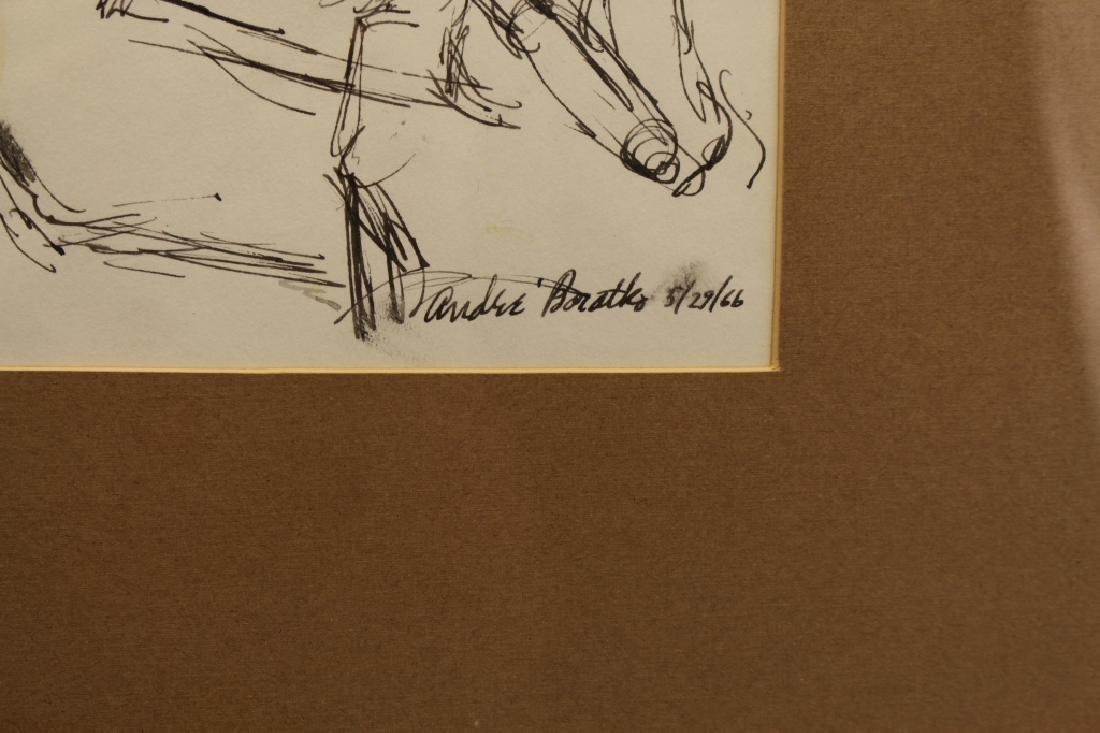 Andre Boratko (California, 1912 - 1990) - 3