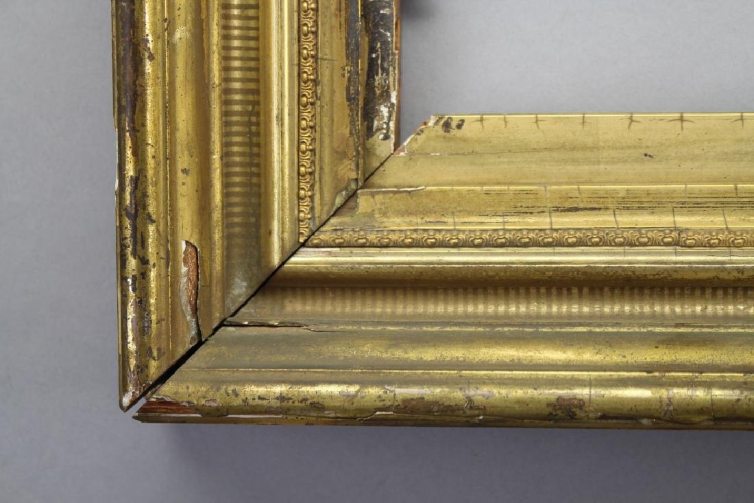 Antique Gilt/Carved Hudson River Style Frame - 2