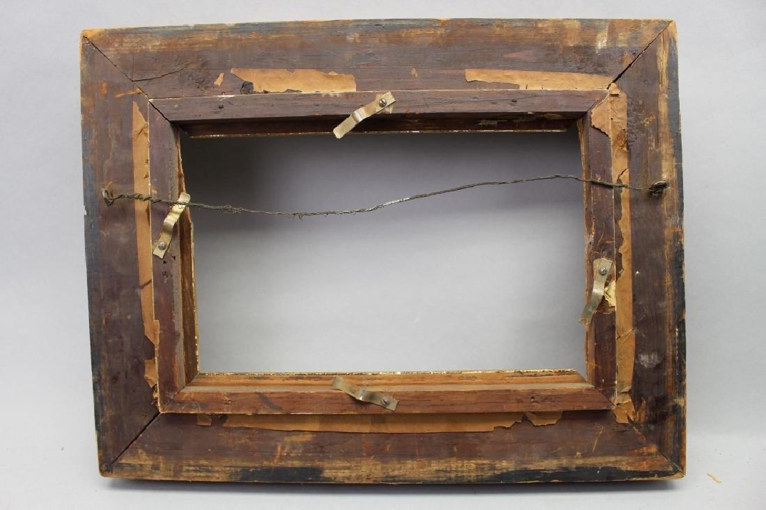Antique Gilt/Carved Hudson River Style Frame - 3