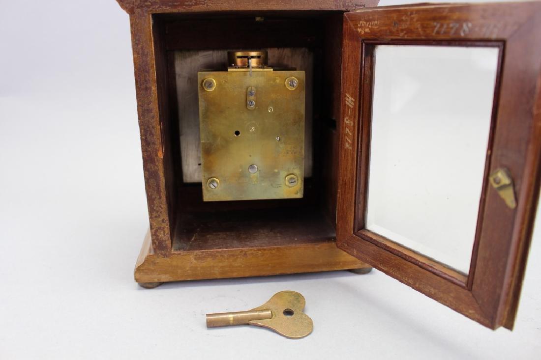 Antique English Carriage Clock - 4