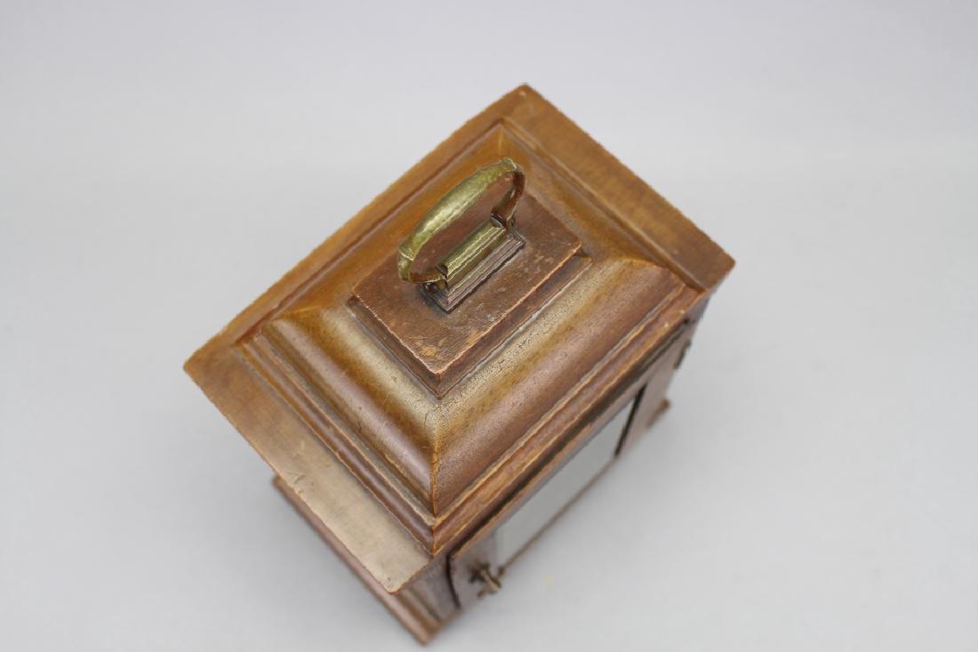 Antique English Carriage Clock - 6