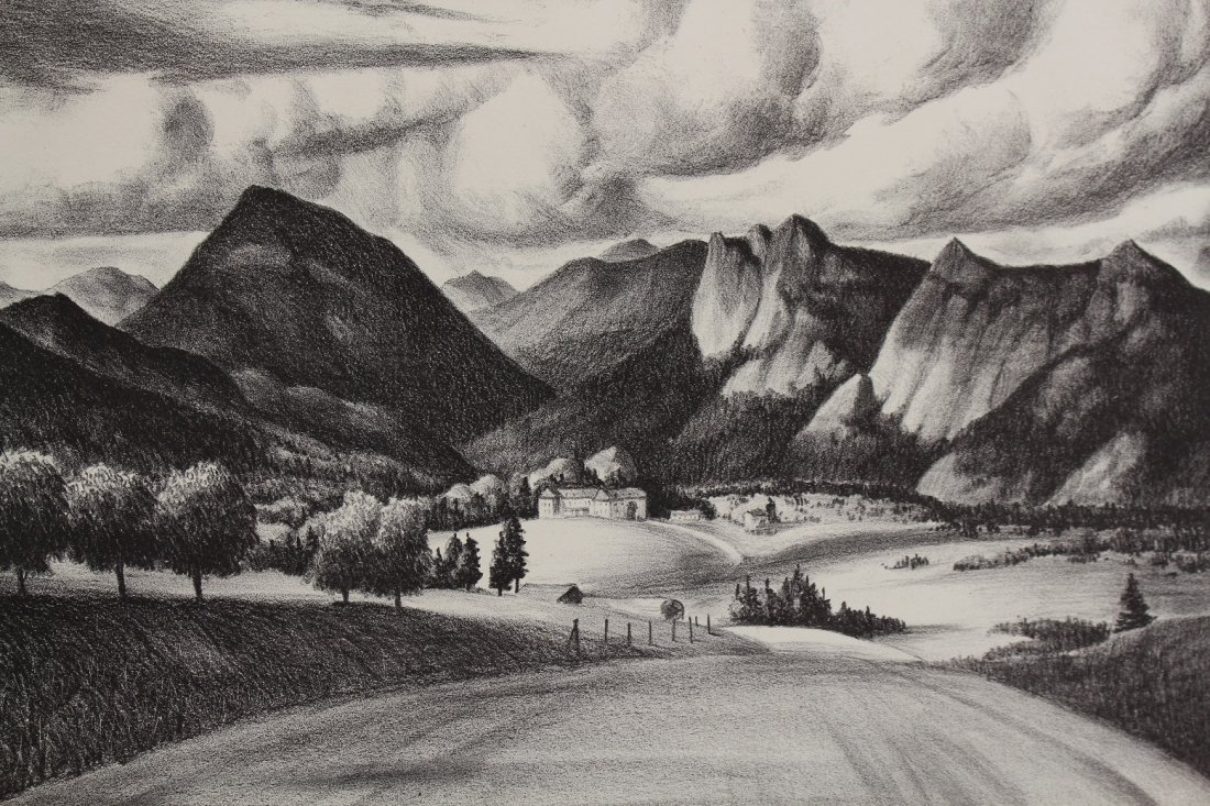 "Philip Cheney ""Estes Park"", ""Steamboat Rock WY"" - 4"
