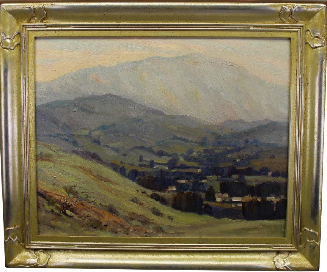"Hanson Puthuff (1875-1972) ""El Cajon California"""