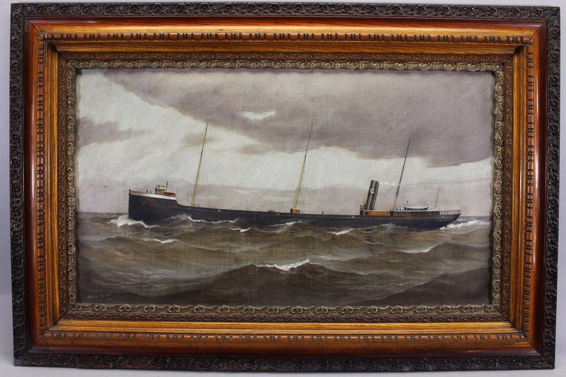 Howard Sprague (1871 - 1899)
