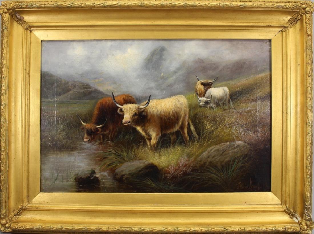 Edward George Armfield (1817 - 1896)