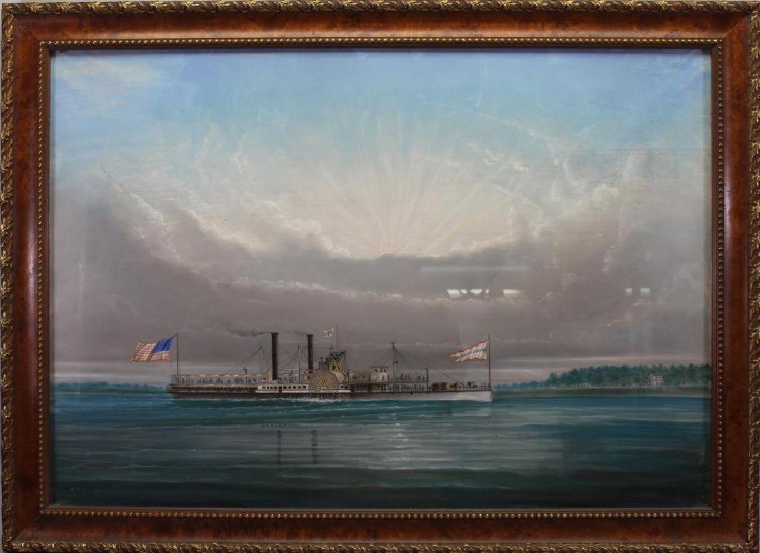 """William H Rease (born 1818) """"Richard Stockton"""""""