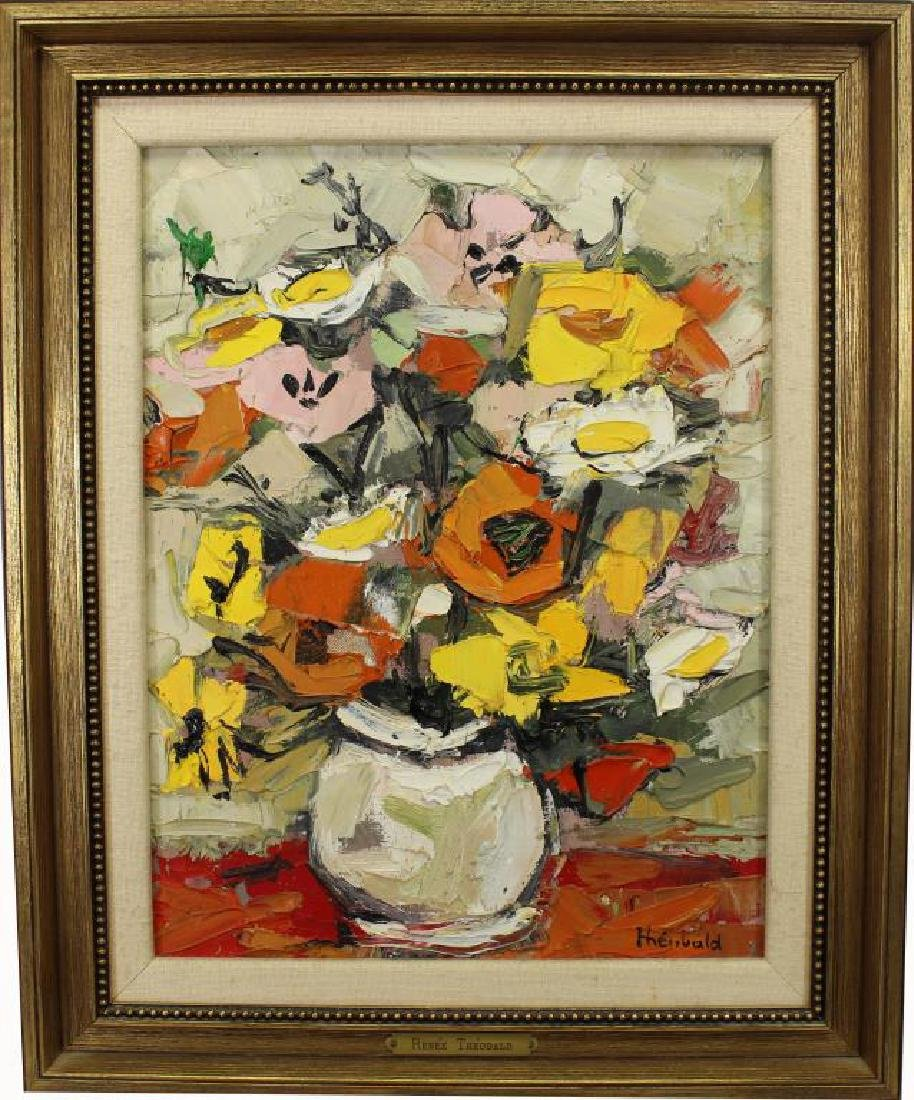 """Petite Bouquet"" Renee Theobald"