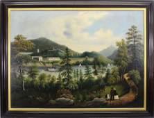 Fanny Flora Bond Palmer 1812  1876 West Point