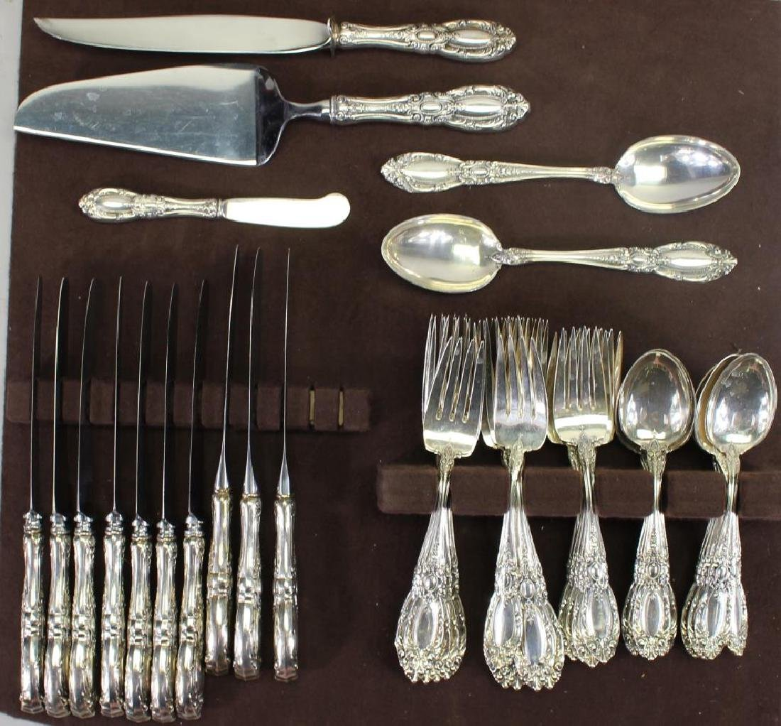 51 Pc. Towle Sterling Silver Set