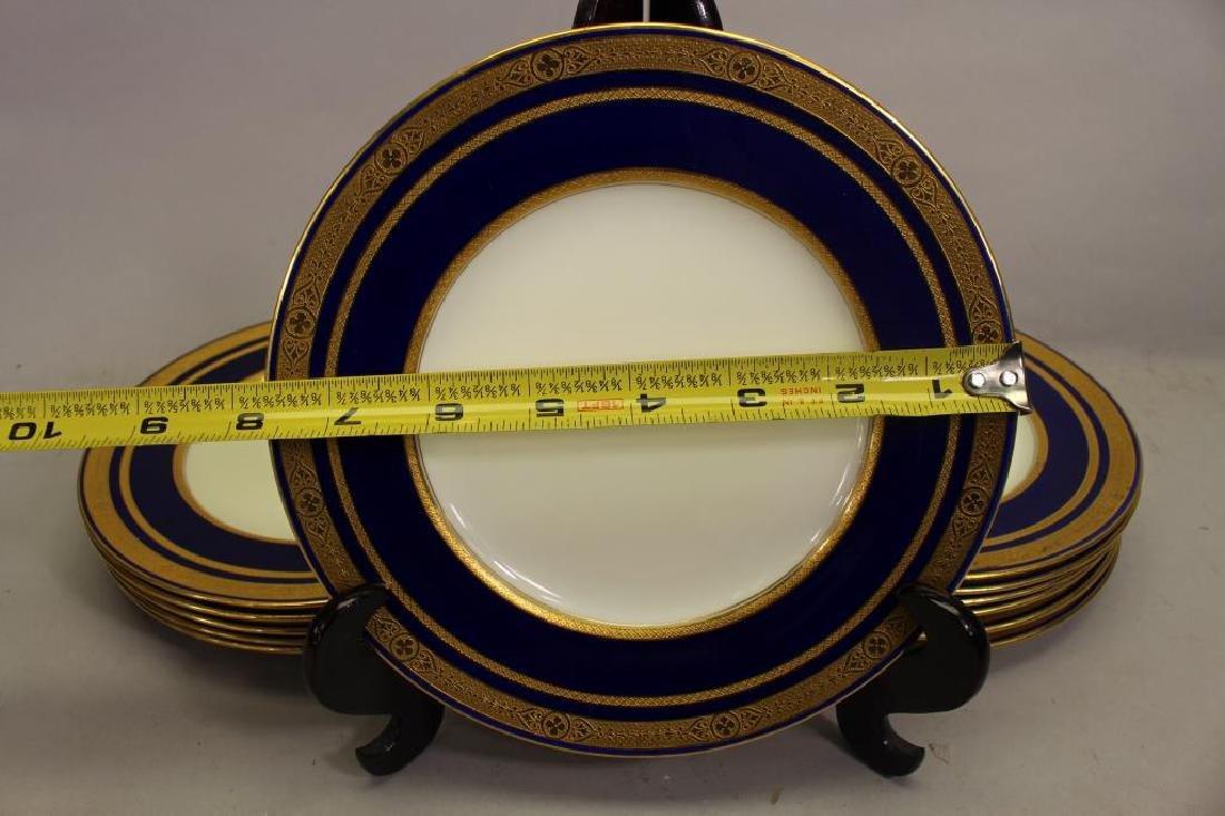 (12) Tiffany & Co. Gilt Porcelain Dishes - 3
