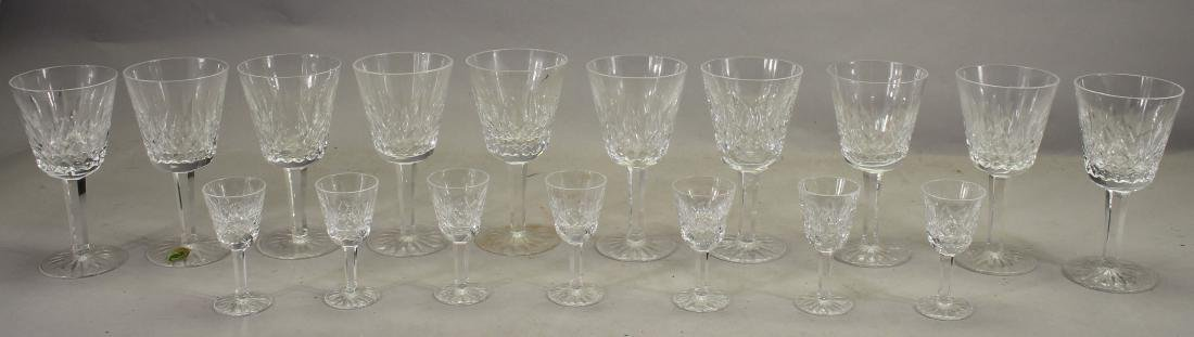 (17) Waterford Cups, Cordials