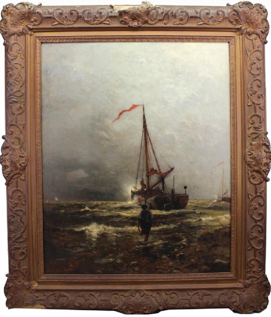Arthur Quartley (1839 - 1886)