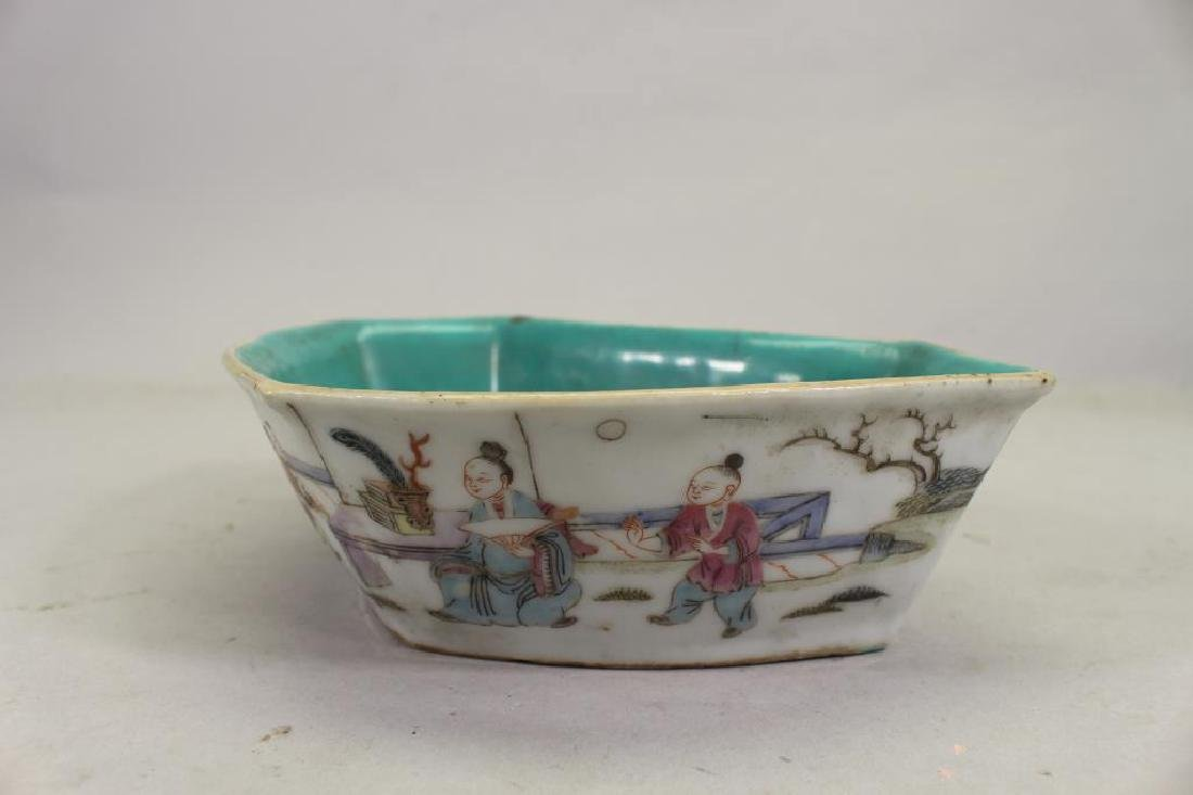 Antique Chinese Porcelain Dish - 2