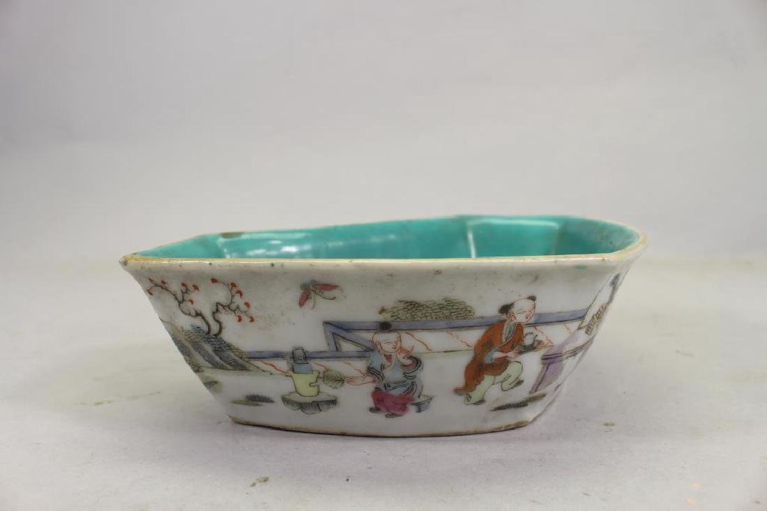 Antique Chinese Porcelain Dish - 3