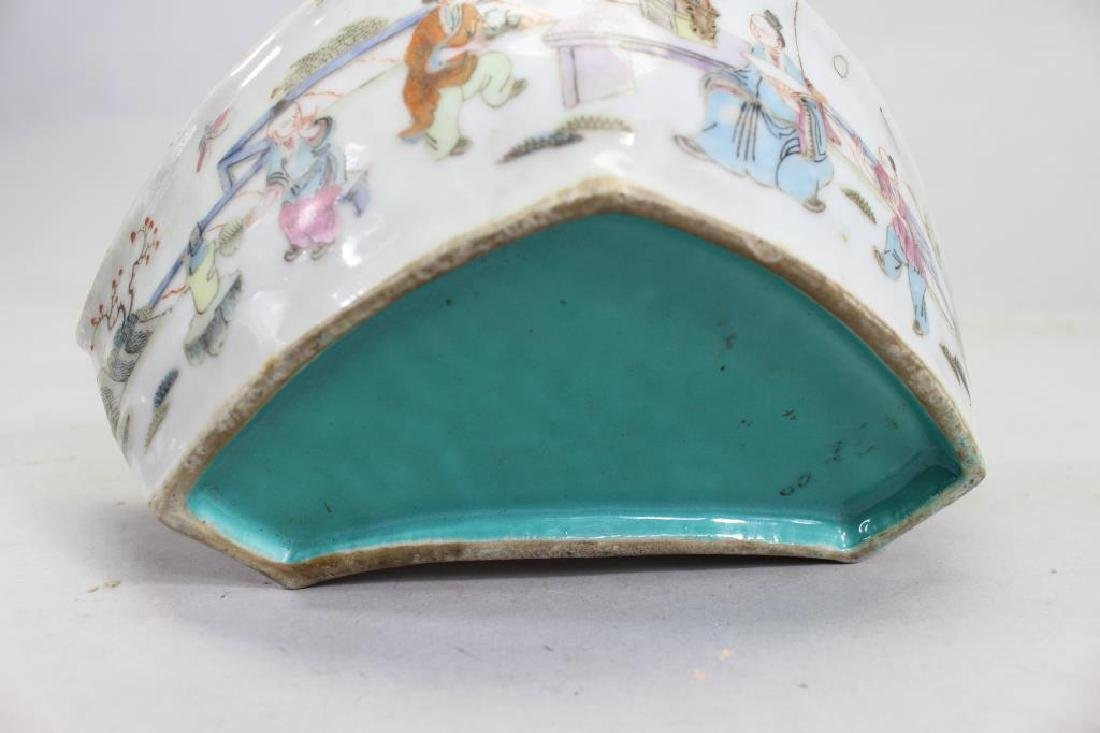 Antique Chinese Porcelain Dish - 5