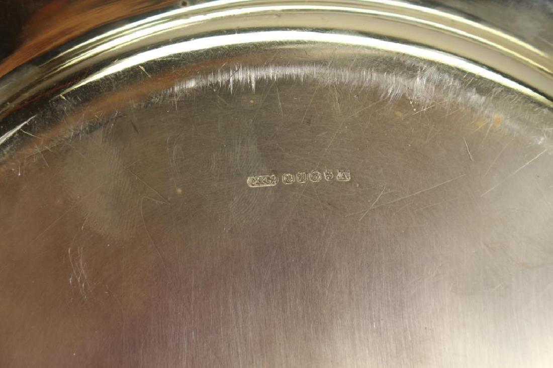 (8) Silverplate Dinner Plates - 5