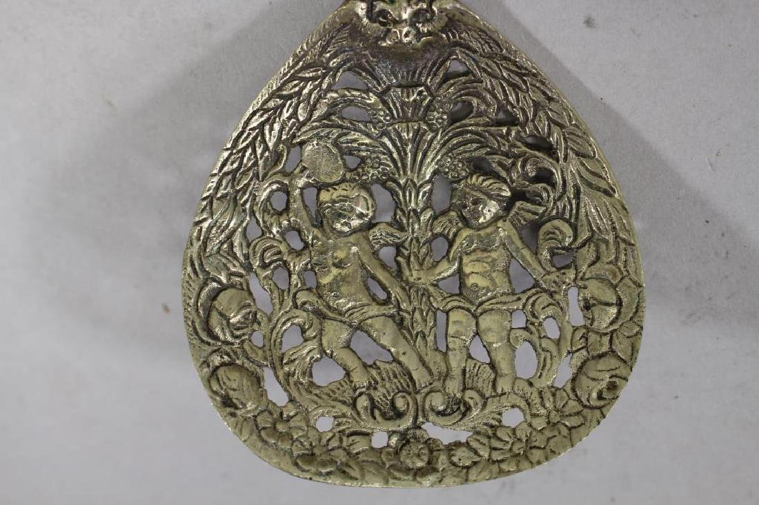 (3) Italian Silver Figural Articles - 2
