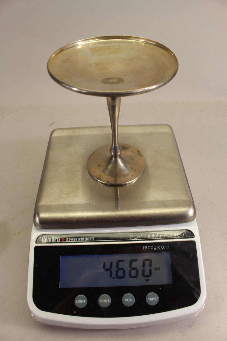 Shreve & Co. Sterling Silver Compote - 5