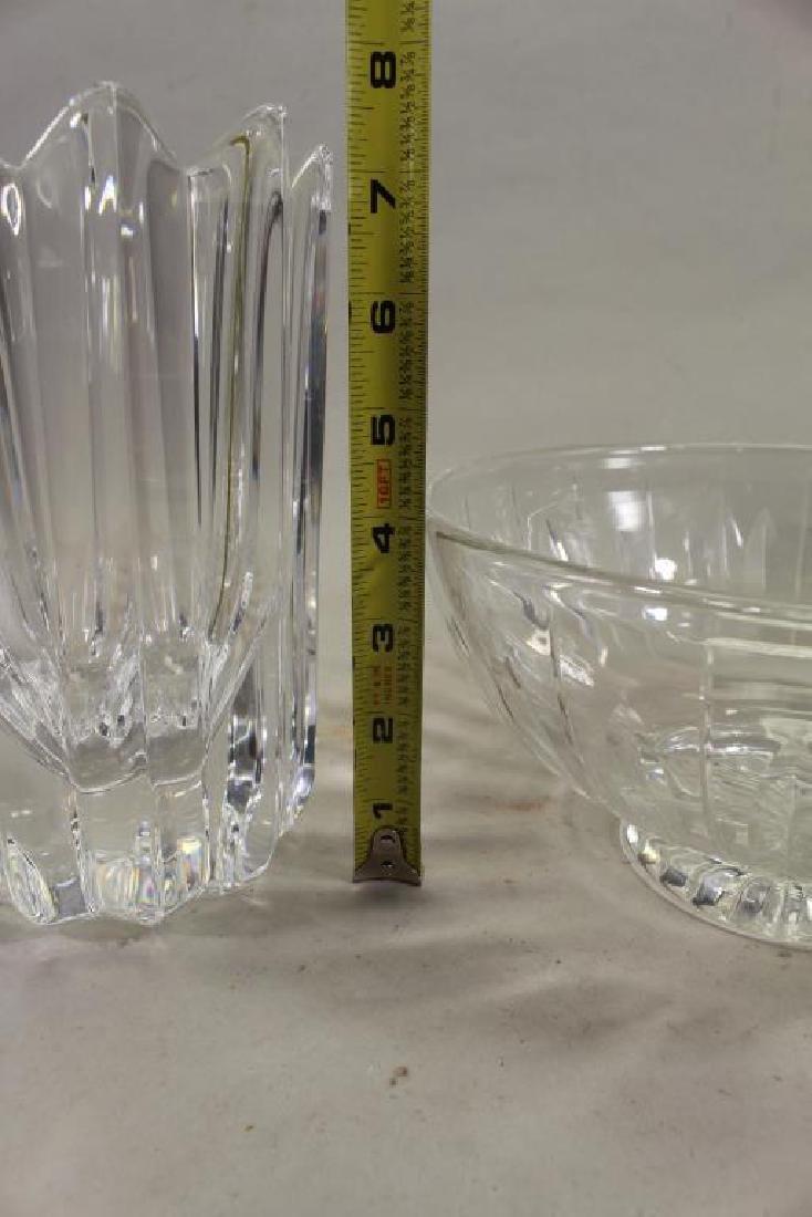 (2) Signed Glass Articles, Orrefors, Stuart - 2