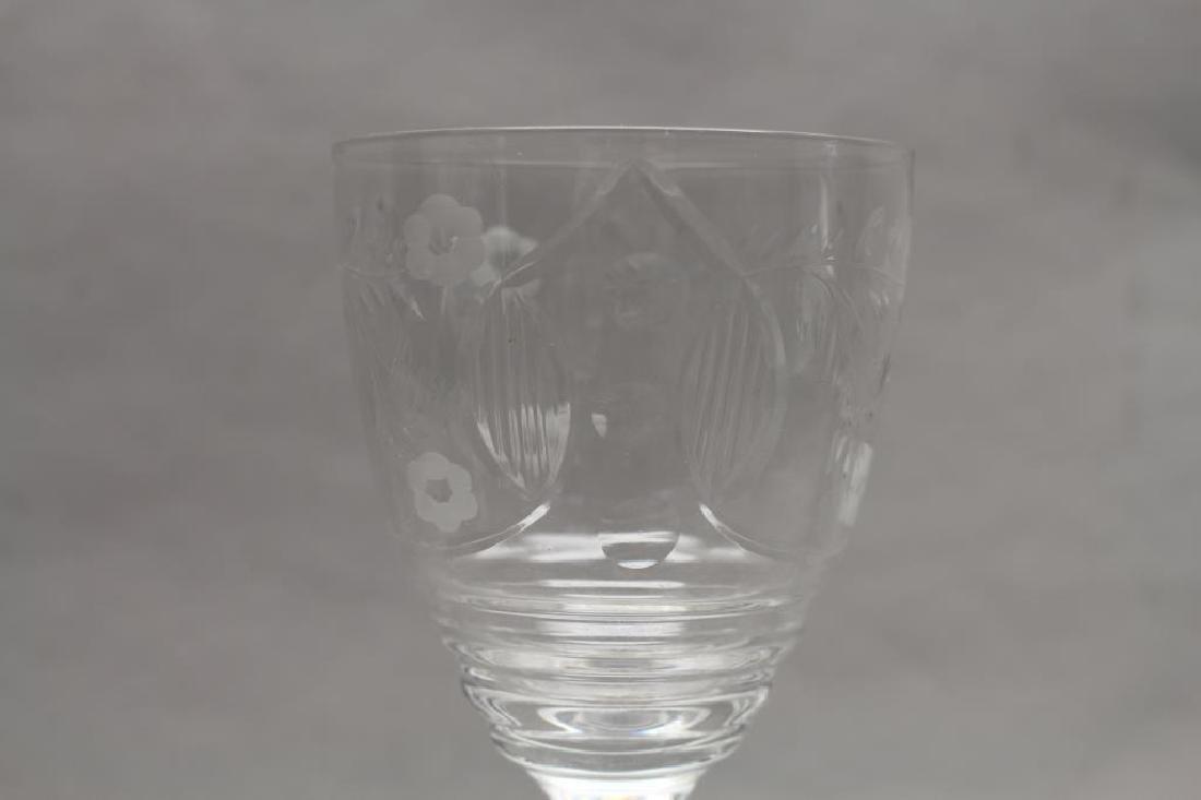 (11) Glass Goblets - 4