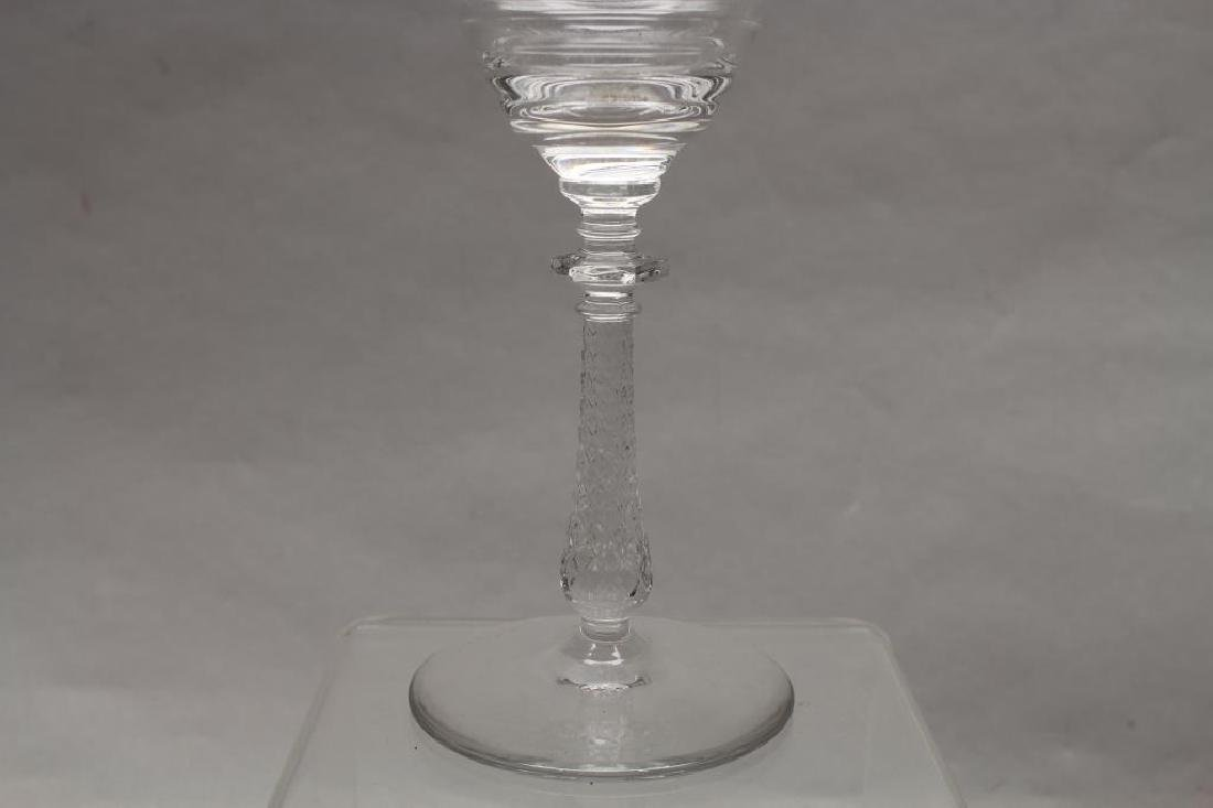 (11) Glass Goblets - 5