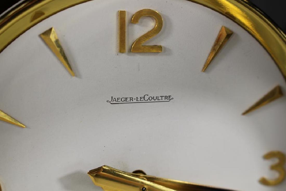 LeCoultre Atmos Clock--Black Marina - 8