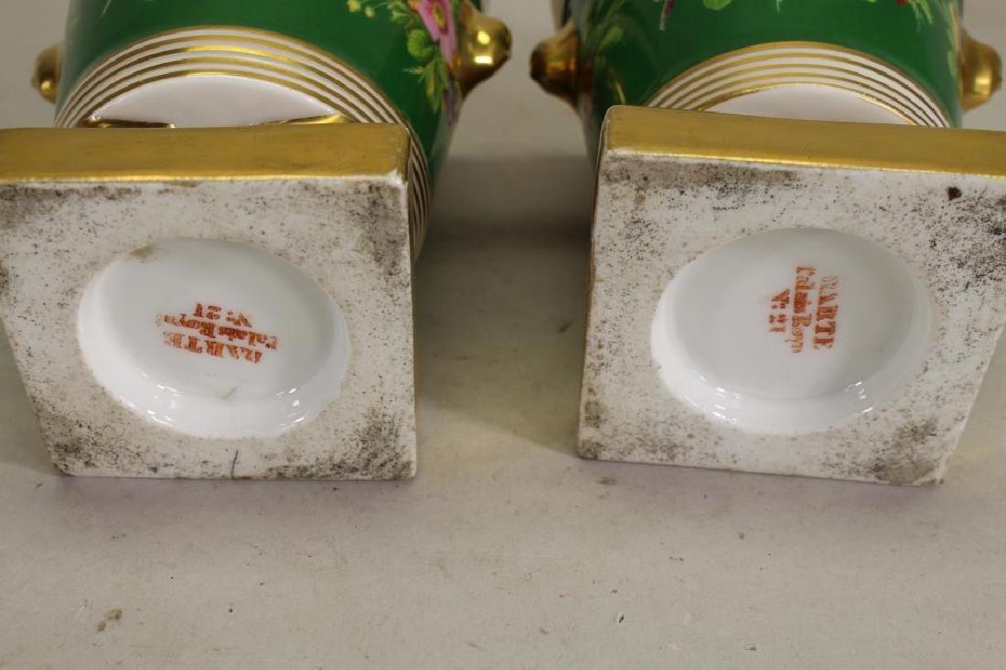 European Gilt/Porcelain Covered Jars - 5