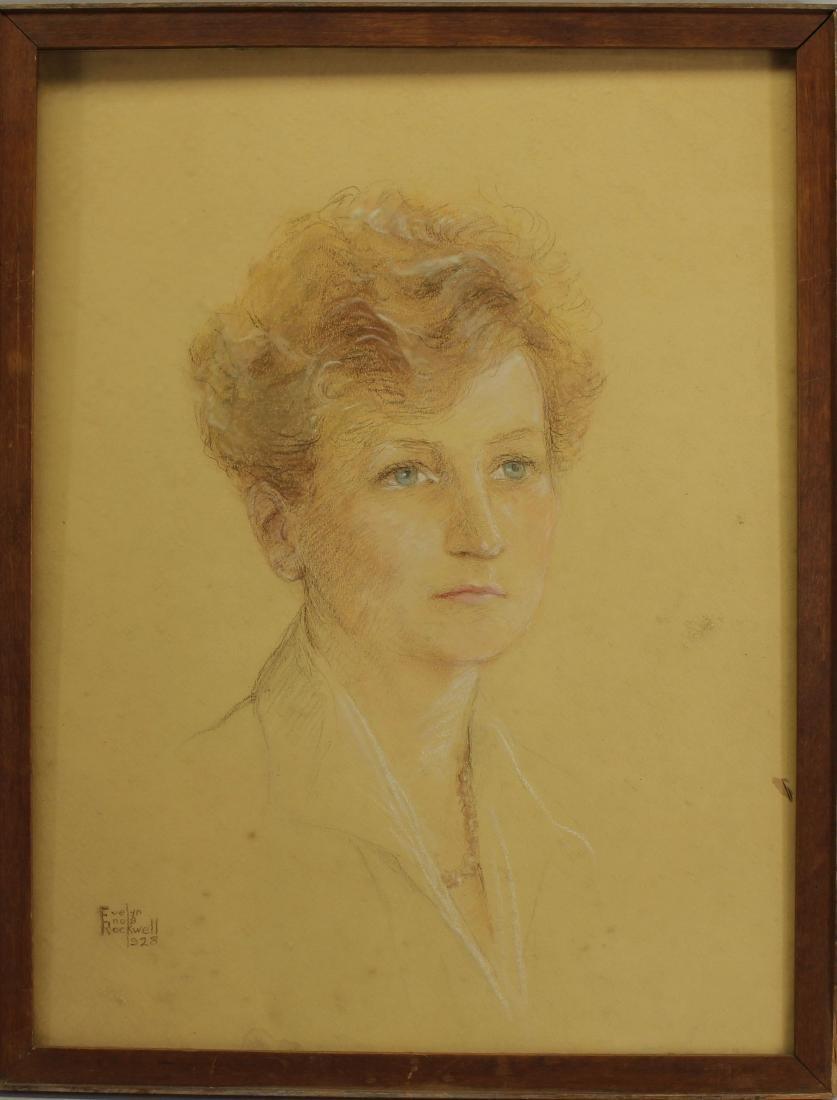 Evelyn Enola Rockwell (1887 - 1955)