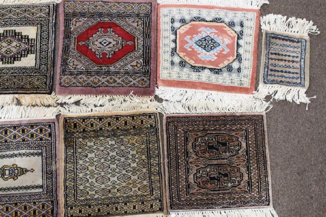 (13) Lot of Persian Rug Place Mats - 3