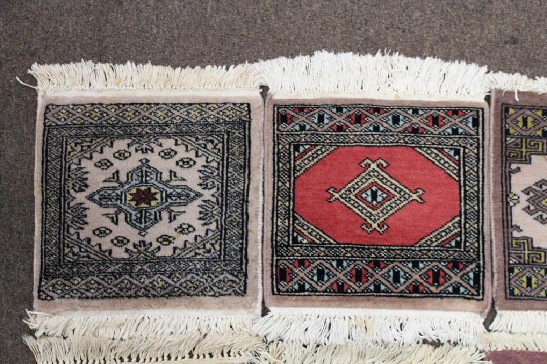 (13) Lot of Persian Rug Place Mats - 4
