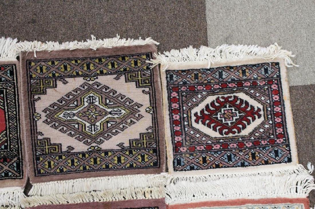 (13) Lot of Persian Rug Place Mats - 5