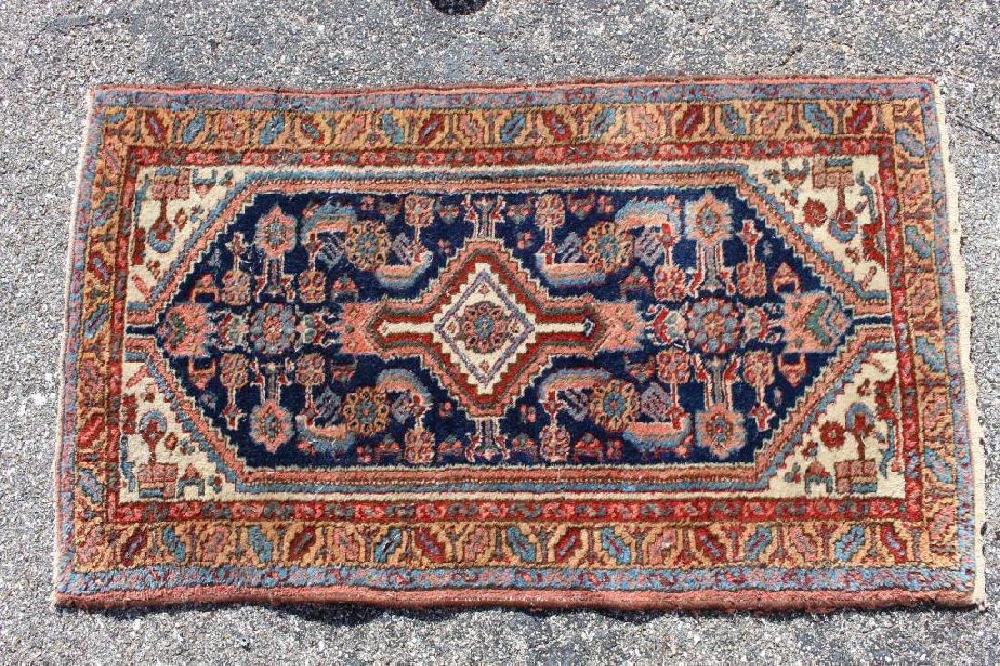 (2) Persian Rugs - 2