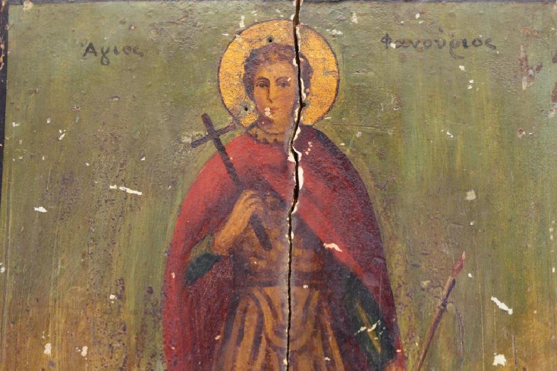 Antique Russian Icon (as is) - 2