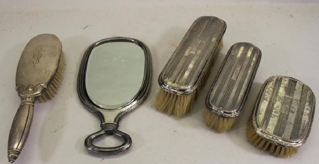 (5) Pc Assorted Grooming Accessories