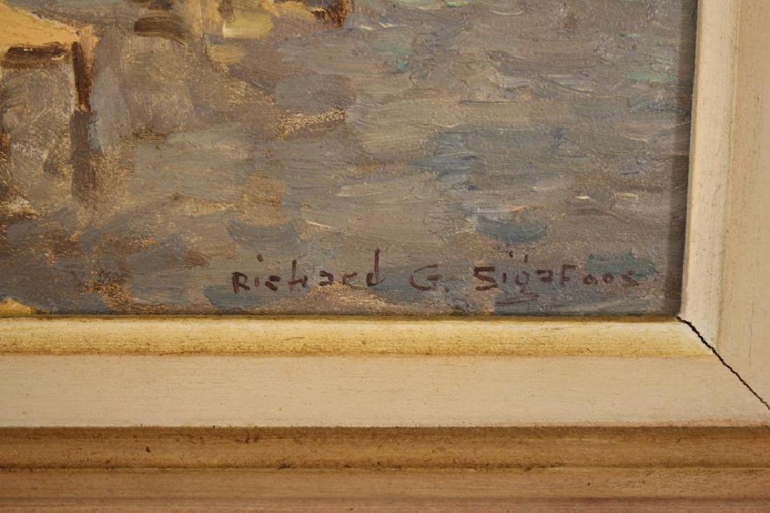 Richard Sigafoos (20th C.) - 3