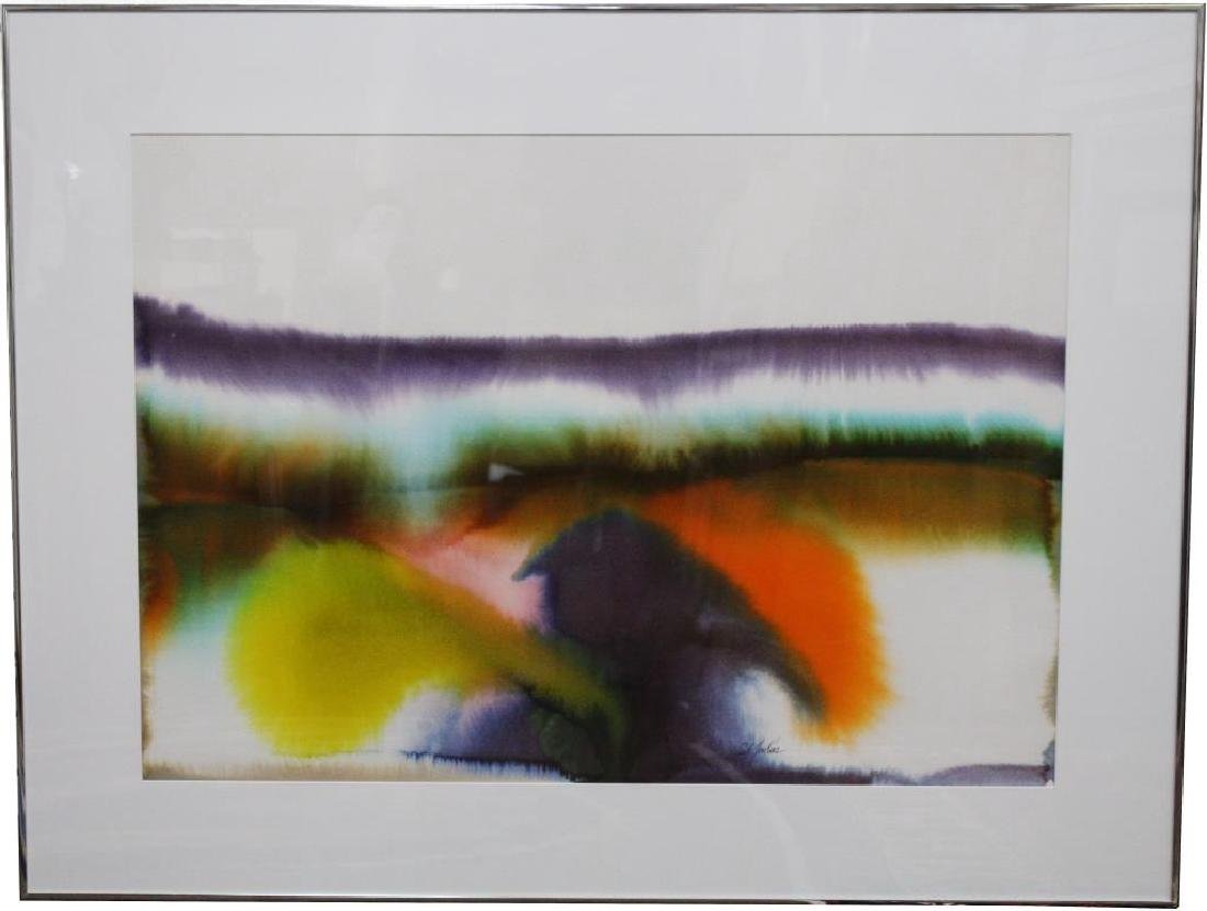 "Paul Jenkins (1923-2012) ""Phenomena Take the Land"""