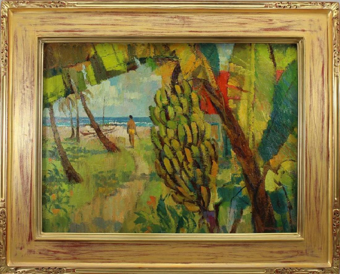 Louis Macouillard (1913 - 1987) Papeete Tahiti