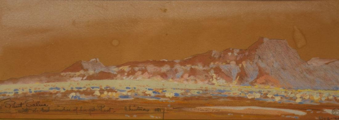 Maynard Dixon (California, Arizona, 1875 - 1946) - 2