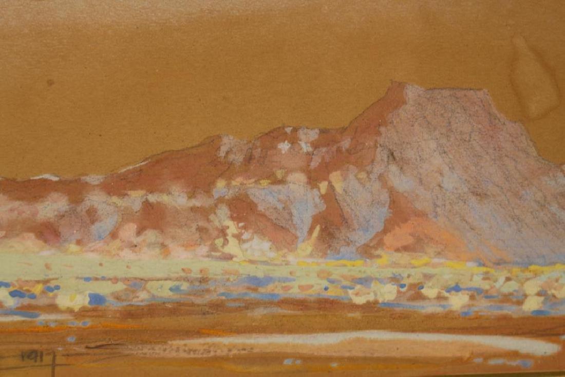 Maynard Dixon (California, Arizona, 1875 - 1946) - 4