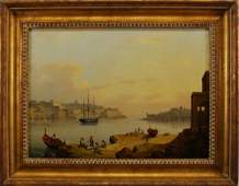 Manner of Thomas Luny 1759  1837