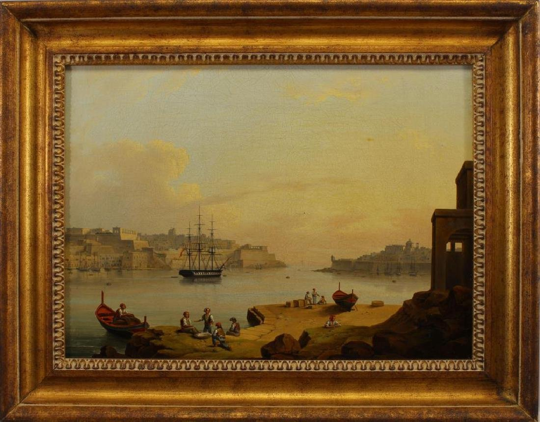 Manner of Thomas Luny (1759 - 1837)