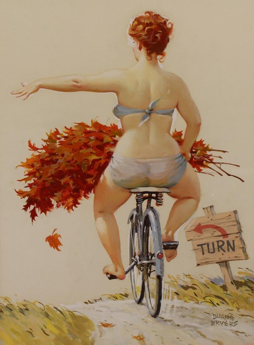Duane Bryers (1911 - 2012) - 2