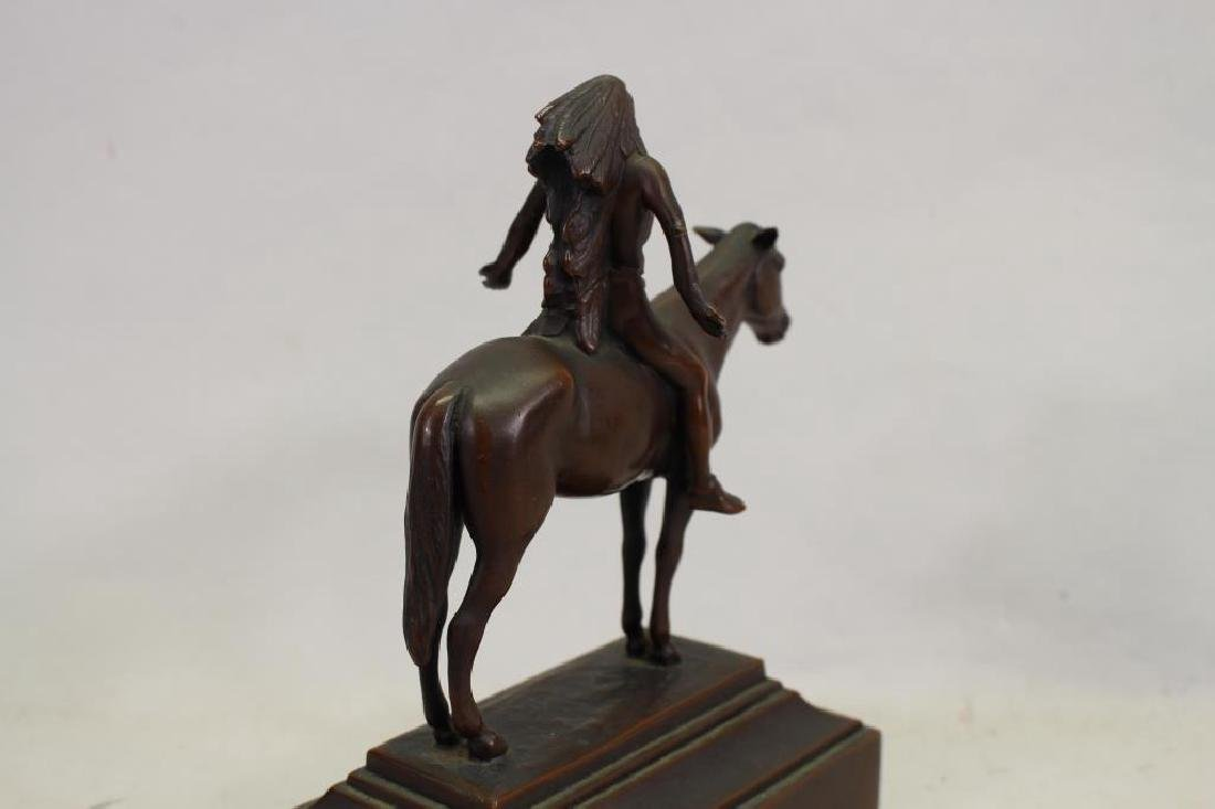 After Cyrus Dallin (1861 - 1944) Bronze - 3