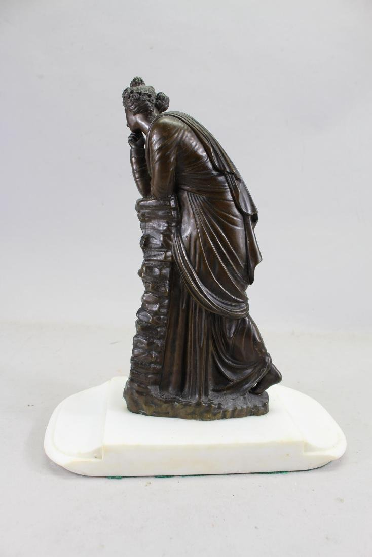 "Bronze Barbedienne Woman ""Polymnia"" - 3"