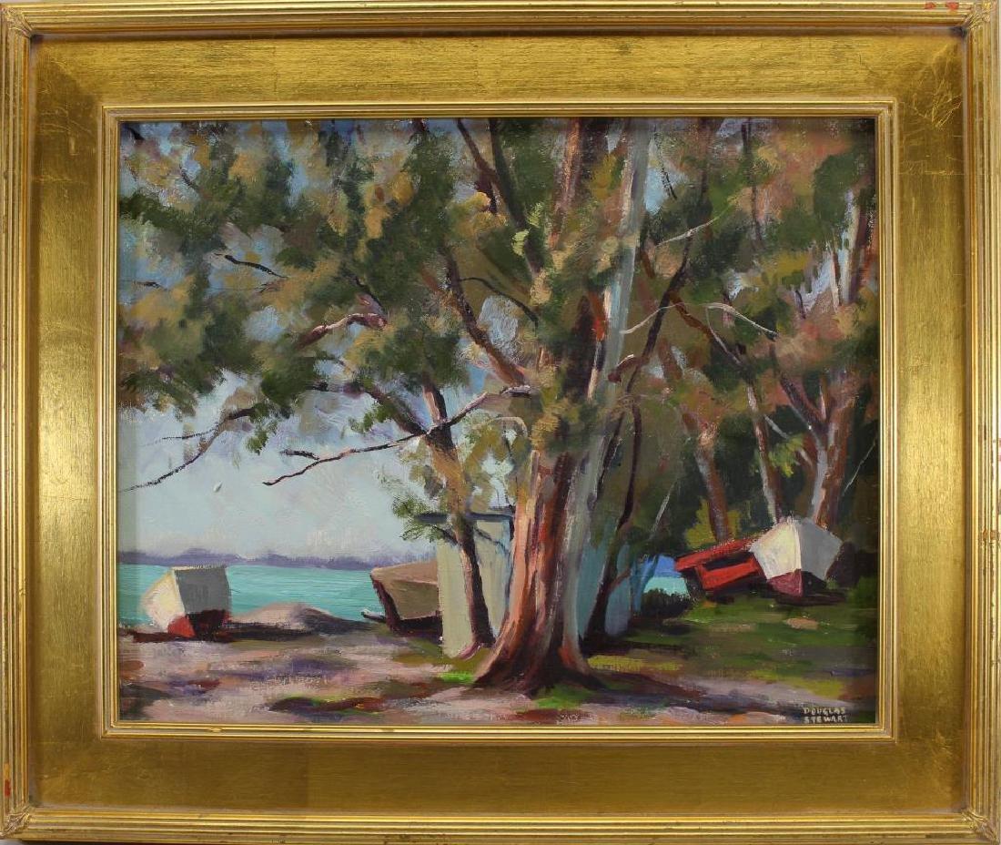 "Douglas Stewart, ""Lido"" Beach Sarasota Florida"