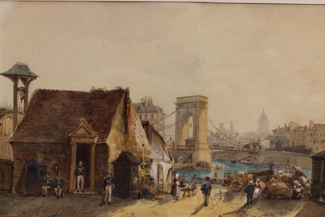 Francois Etienne Villeret (1800 - 1866) - 2