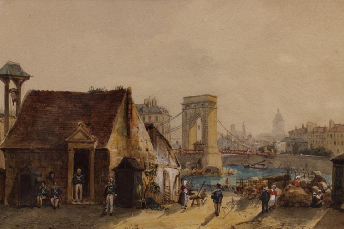 Francois Etienne Villeret (1800 - 1866) - 3
